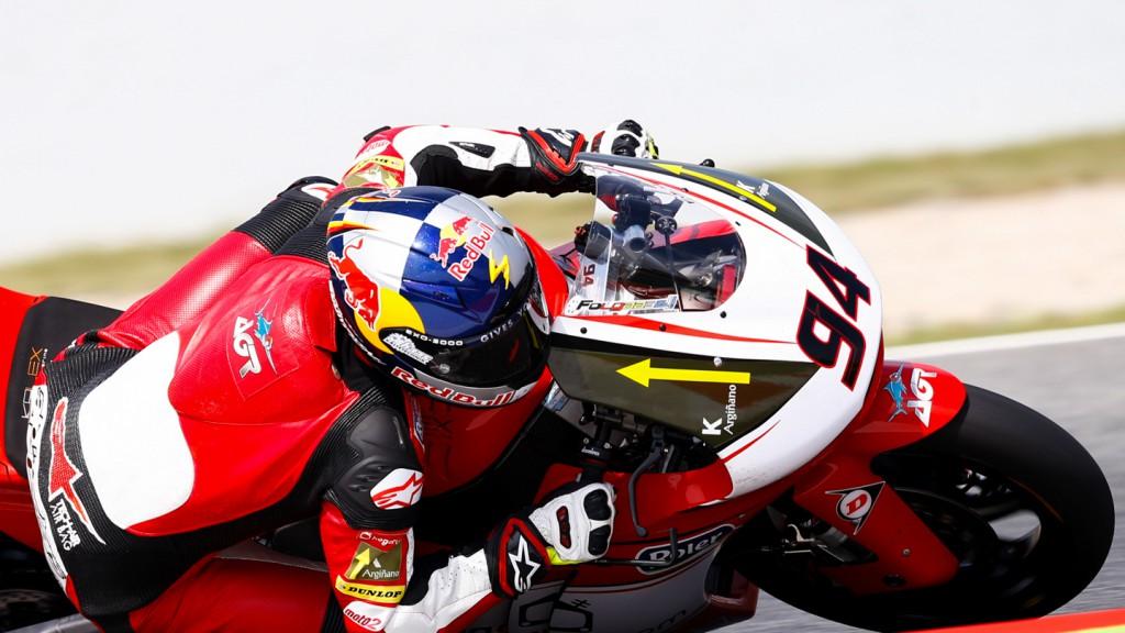 Jonas Folger, AGR Team, NED FP1