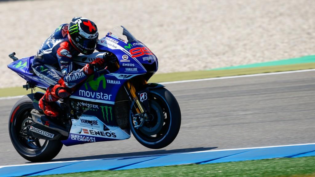 Jorge Lorenzo, Movistar Yamaha MotoGP, NED FP2
