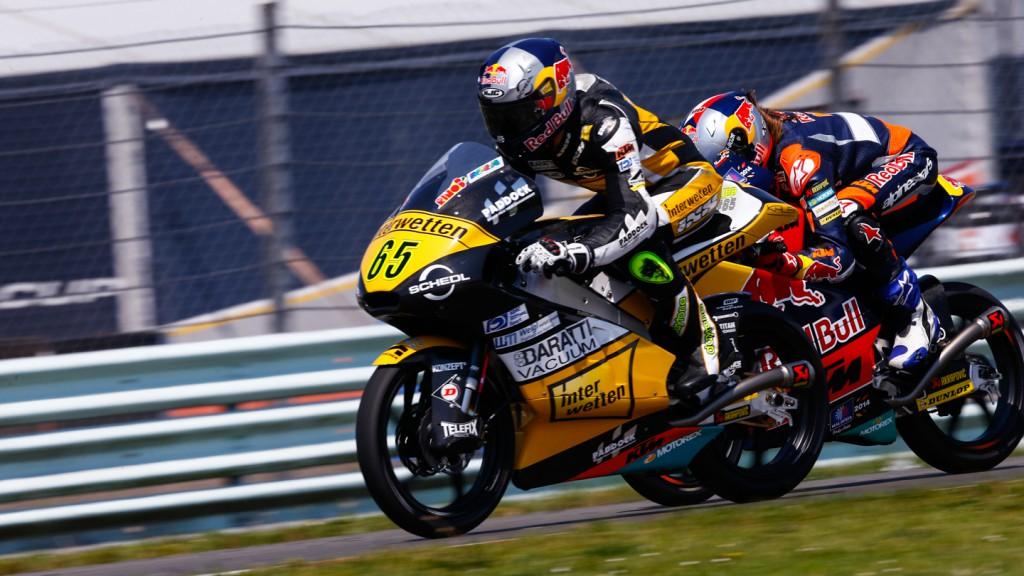 Philipp Oettl, Interwetten Paddock Moto3, NED FP2
