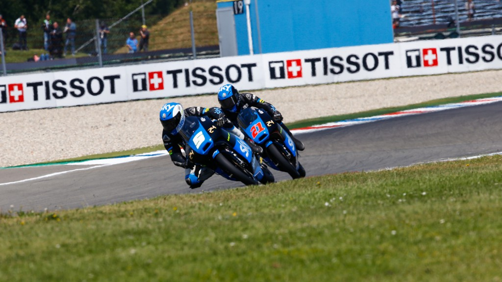 Francesco Bagnaia, Romano Fenati, SKY Racing Team  VR46, NED FP2