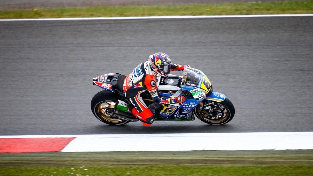 Stefan Bradl, LCR Honda MotoGP, NED FP4