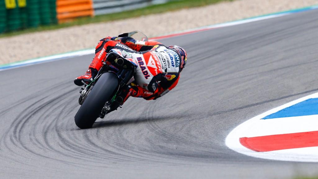 Stefan Bradl, LCR Honda MotoGP, NED Q2