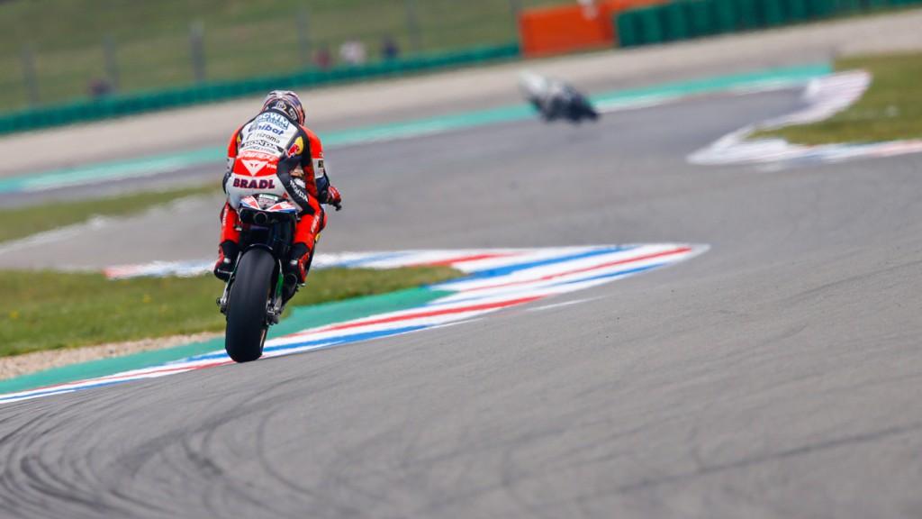 Stefan Bradl, LCR Honda MotoGP, NED FP3