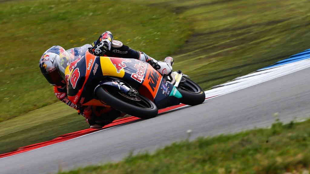 Jack Miller, Red Bull KTM Ajo, NED FP3