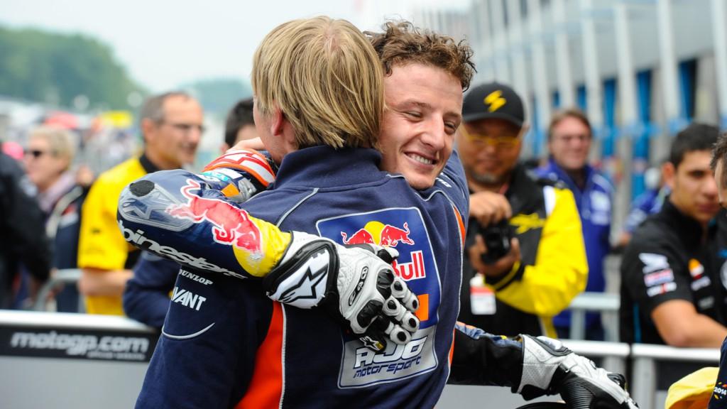 Jack Miller, Red Bull KTM Ajo, NED QP