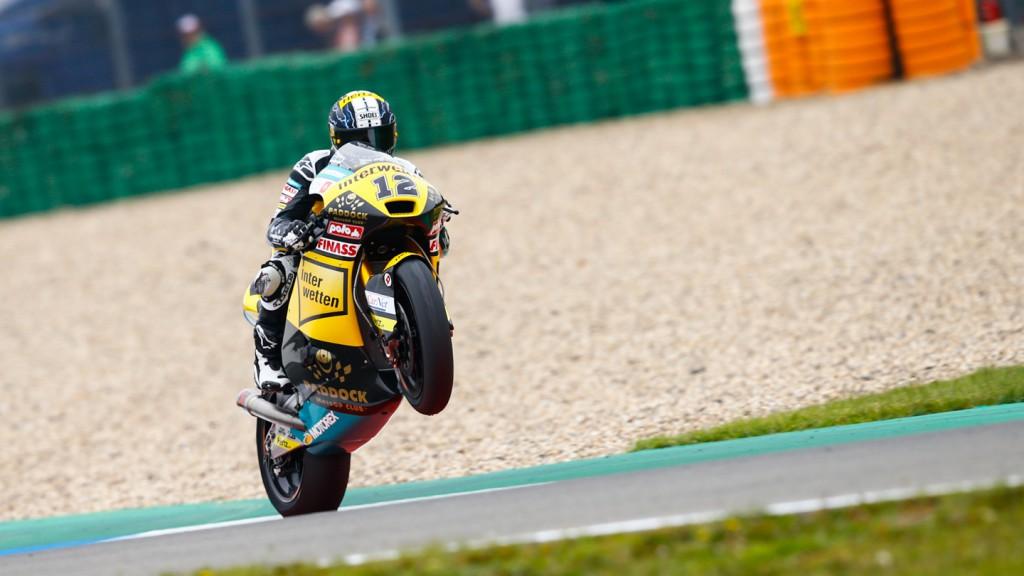 Thomas Luthi, Interwetten Paddock Moto2, NED QP