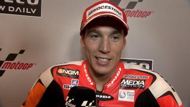 Assen 2014 - MotoGP - Q2 - Interview - Aleix Espargaro