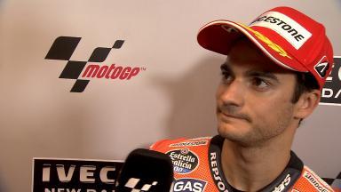 Assen 2014 - MotoGP - Q2 - Interview - Dani Pedrosa