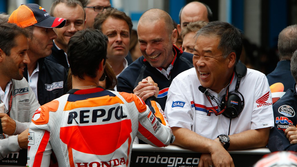 Dani Pedrosa, Repsol Honda Team, NED Q2