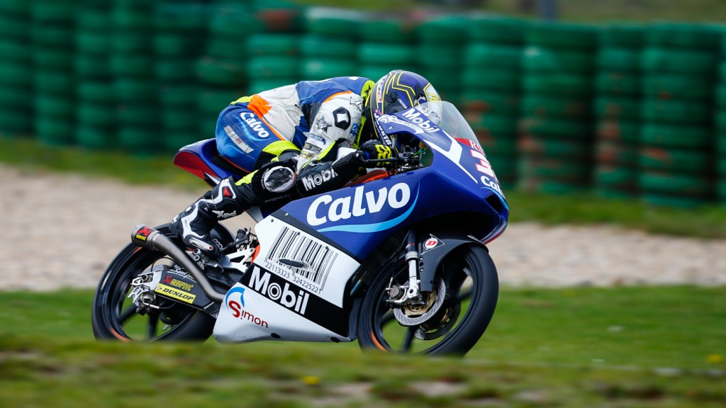 Maverick Viñales, Paginas Amarillas HP 40, NED QP