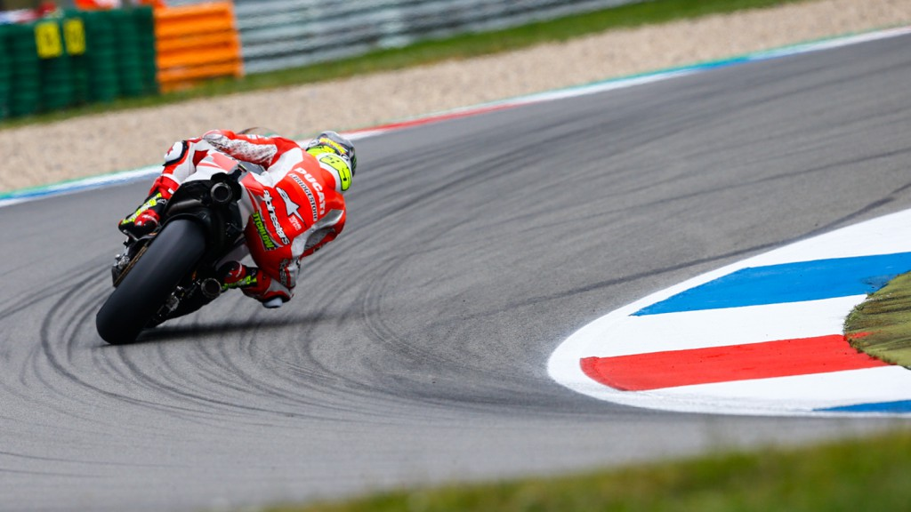Cal Crutchlow, Ducati Team, NED Q2