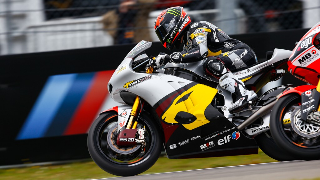Mika Kallio, Marc VDS Racing Team, NED QP