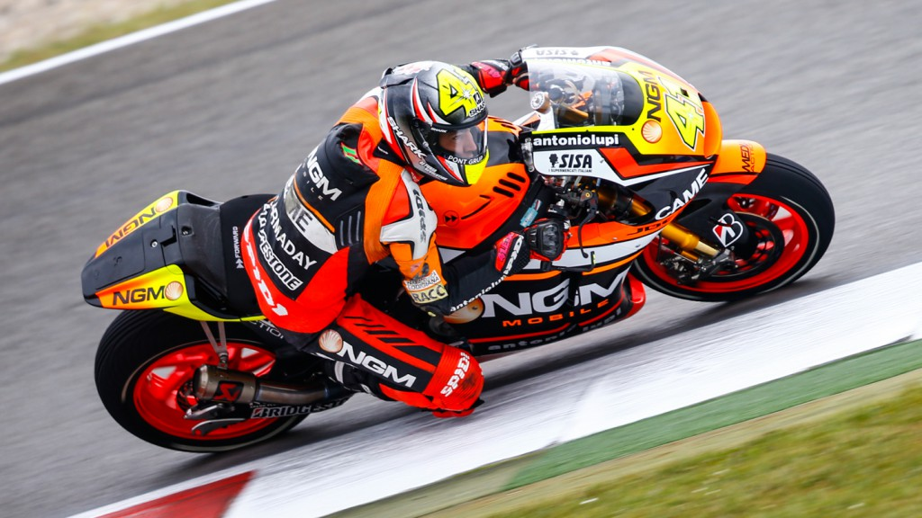 Aleix Espargaro, NGM Forward Racing, NED FP3
