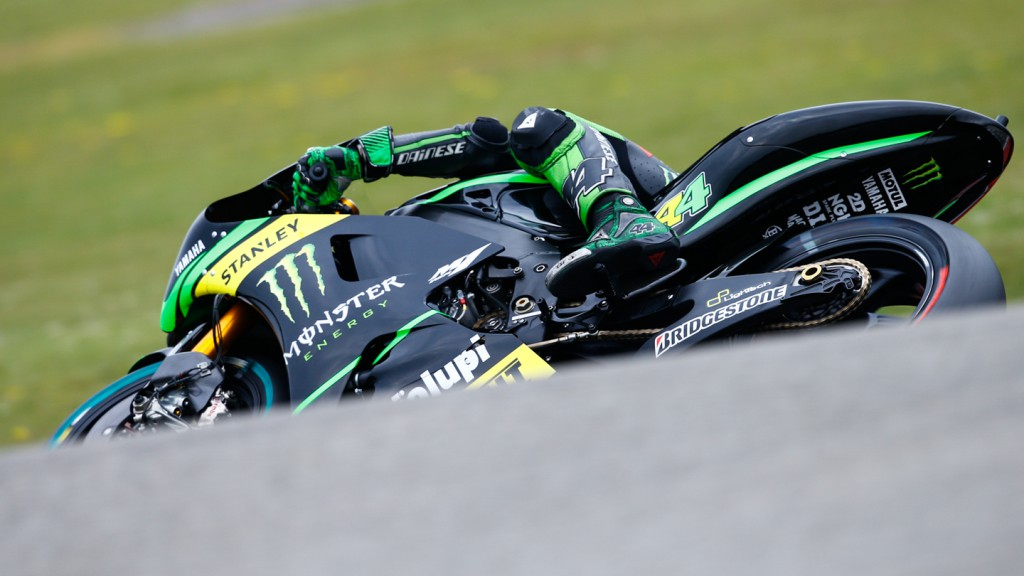 Pol Espargaro, Monster Yamaha Tech 3, NED Q2