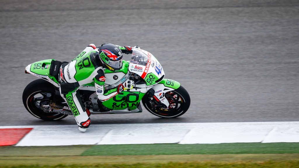 Scott Redding, GO&FUN Honda Gresini, NED FP3