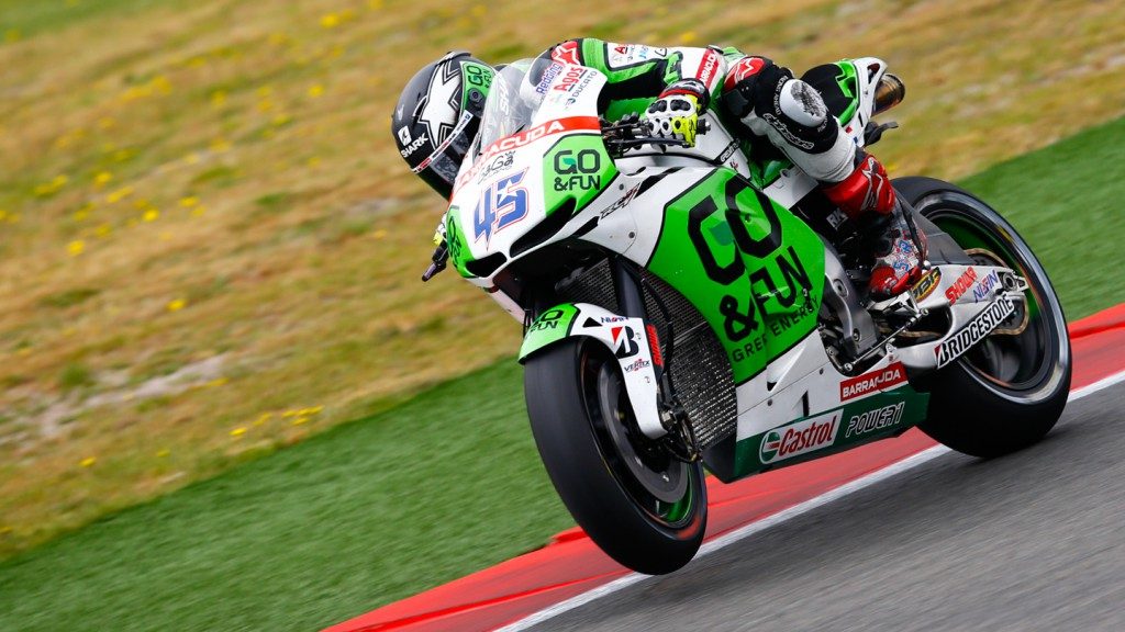 Scott Redding, GO&FUN Honda Gresini, NED Q2