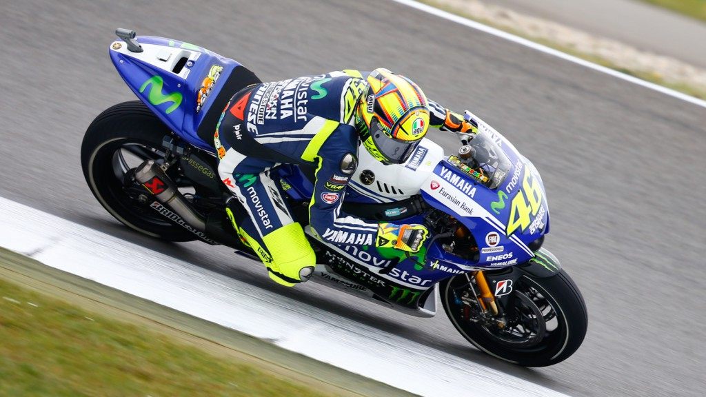 Valentino Rossi, Movistar Yamaha MotoGP, NED FP3