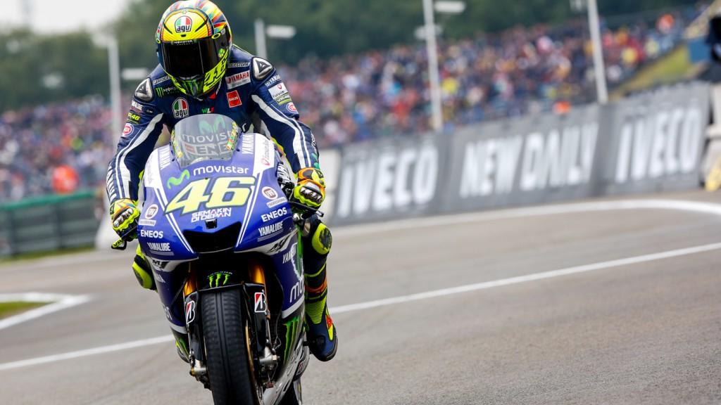 Valentino Rossi, Movistar Yamaha MotoGP, NED Q2