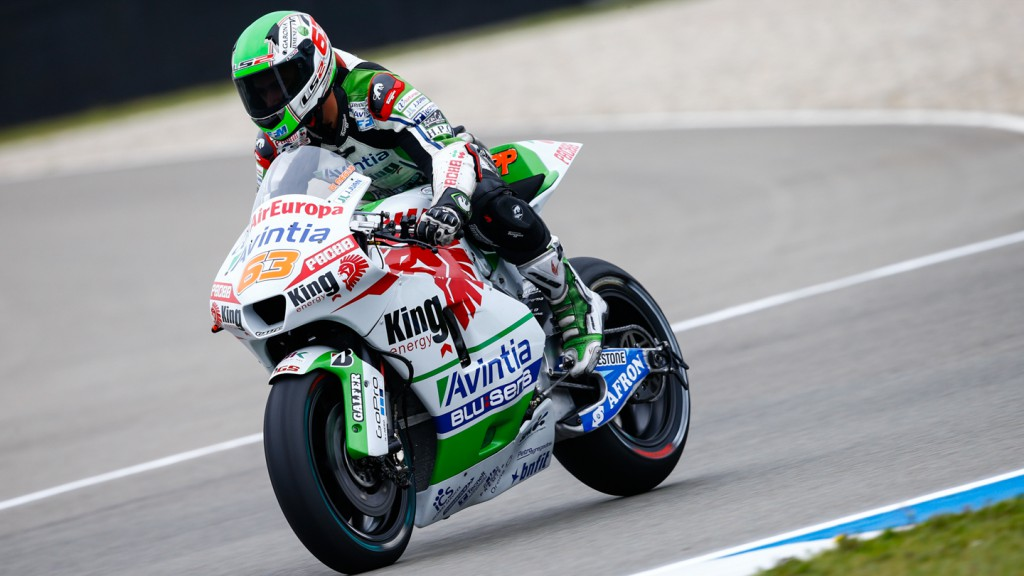 Mike Di Meglio, Avintia Racing, NED Q1