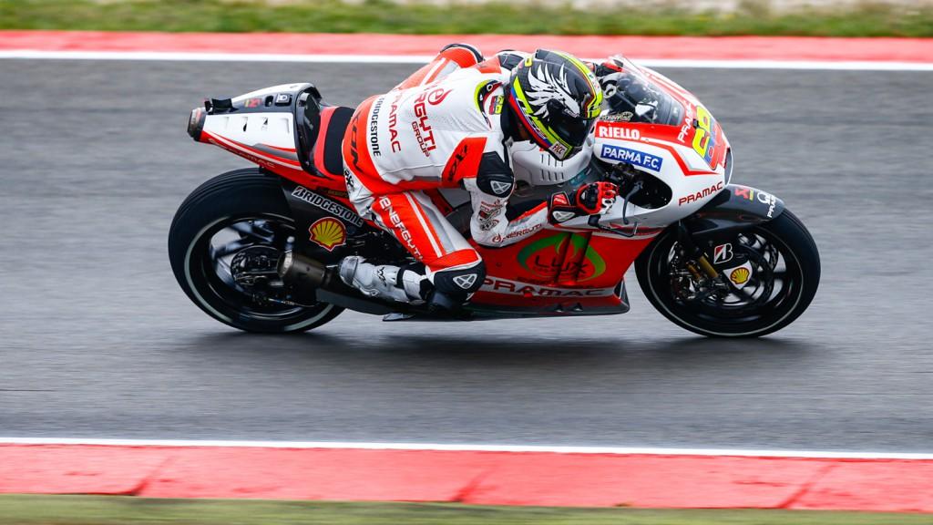 Yonny Hernandez, Pramac Racing, NED FP3