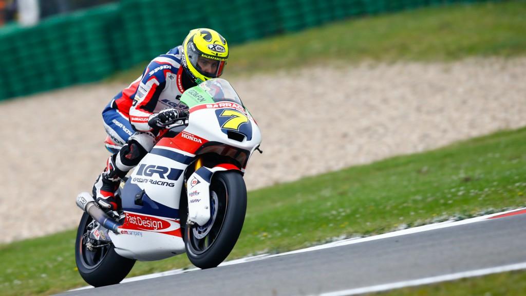 Lorenzo Baldassarri, Gresini Moto2, NED QP