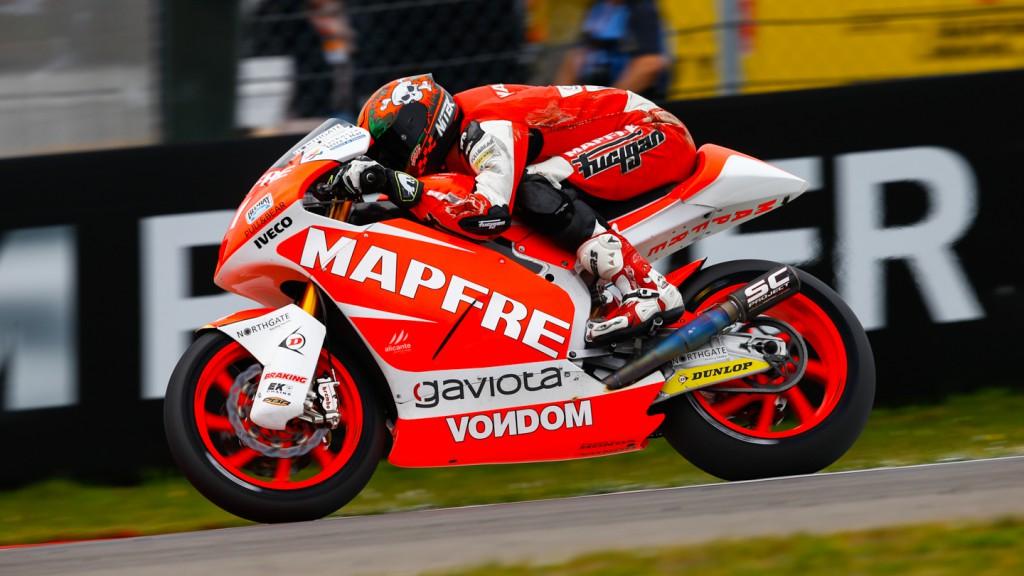 Jordi Torres, Mapfre Aspar Team Moto2, NED QP