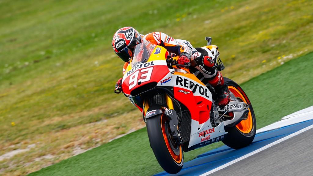 Marc Marquez, Repsol Honda Team, NED Q2