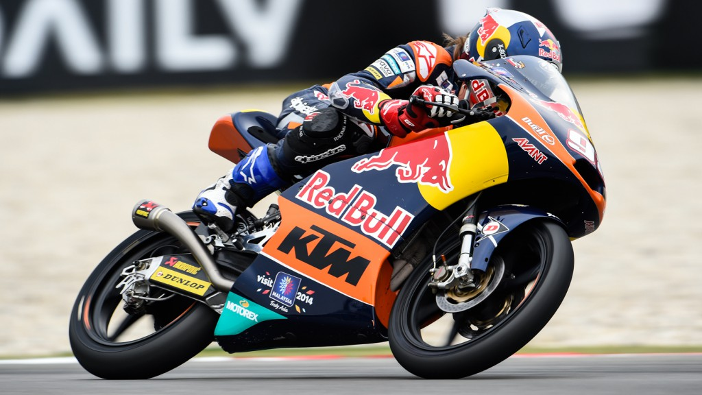 Karel Hanika, Red Bull KTM Ajo, NED QP