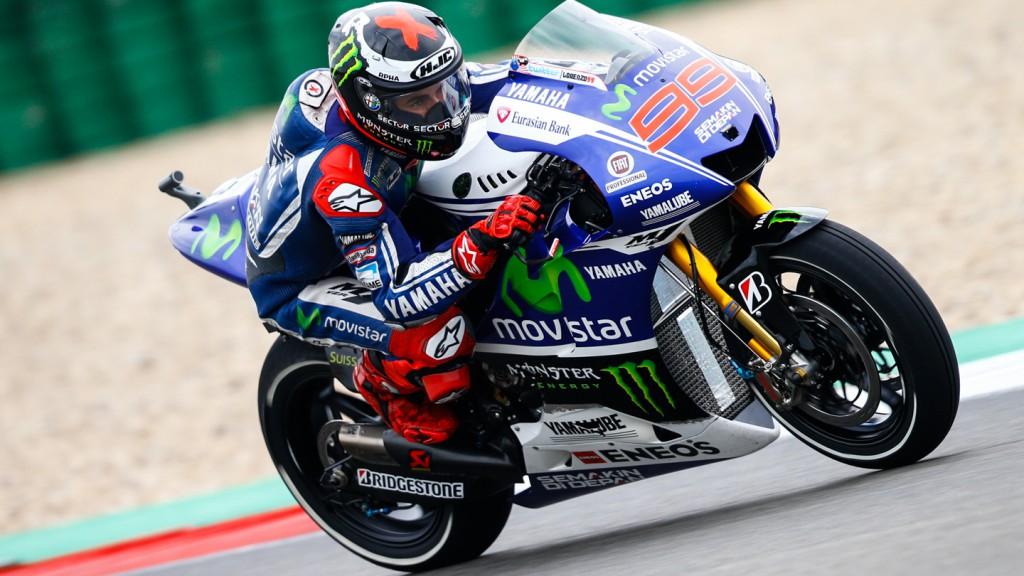 Jorge Lorenzo, Movistar Yamaha MotoGP, NED FP4