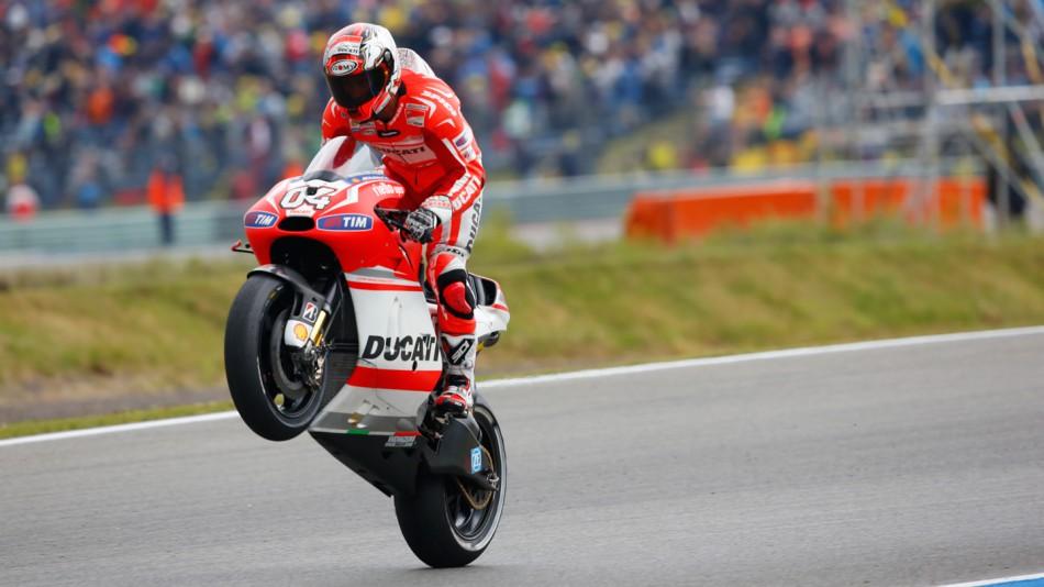 motogp.com · Andrea Dovizioso, Ducati Team, NED RACE