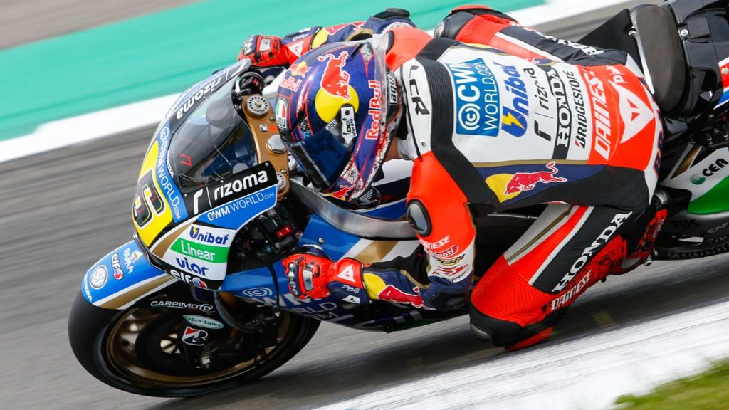 Stefan Bradl, LCR Honda MotoGP, NED WUP