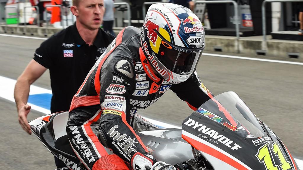 Sandro Cortese, Dynavolt Intact GP, NED RACE