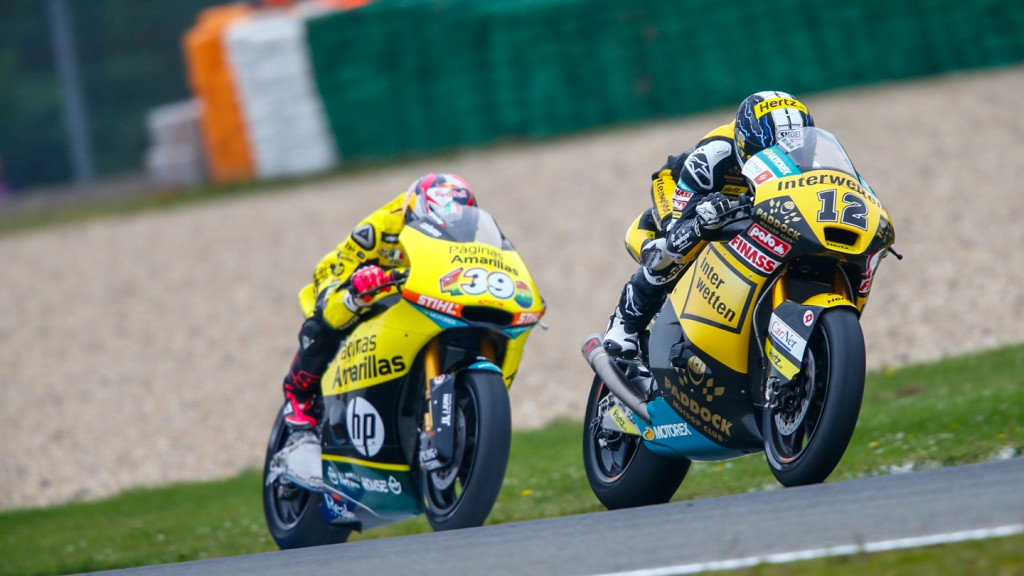 Thomas Luthi, Interwetten Paddock Moto2, NED WUP