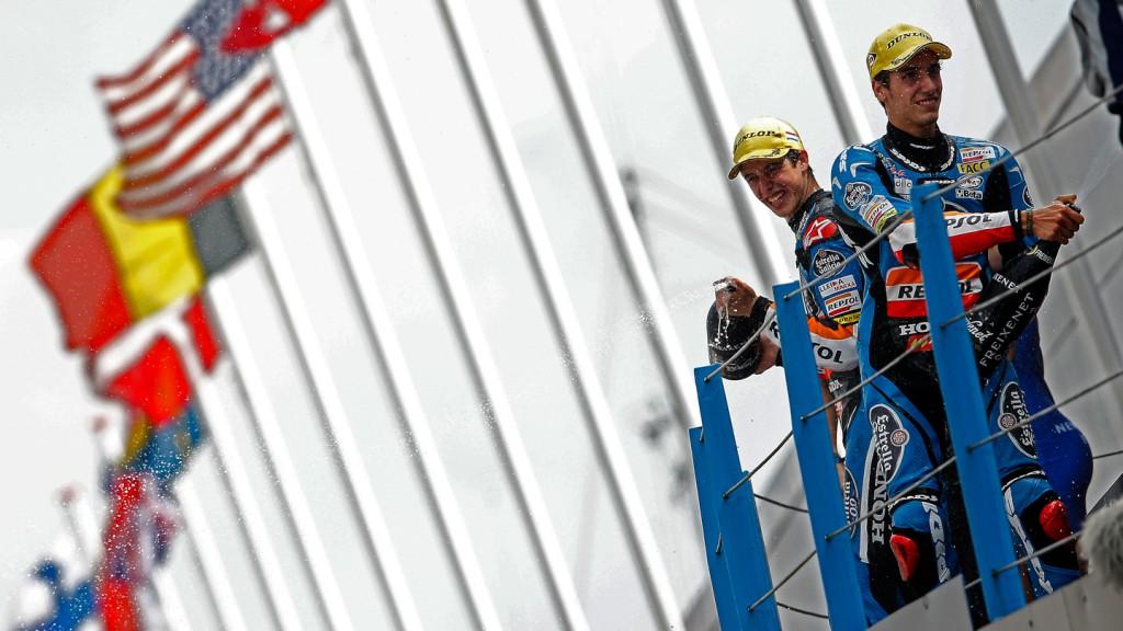Alex Marquez, Alex Rins, Estrella Galicia 0,0, NED RACE