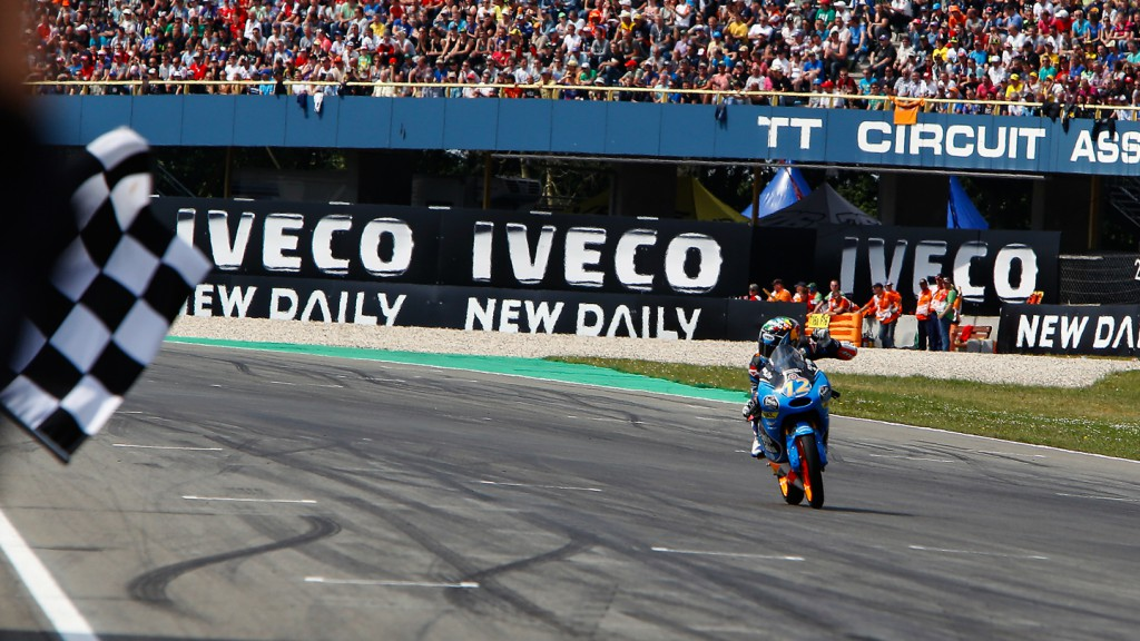 Alex Marquez, Estrella Galicia 0,0, NED RACE