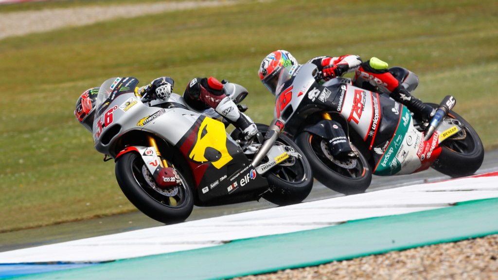 Alex De Angelis, Mika Kallio, Marc VDS Racing Team, Tasca Racing Moto2, NED RACE