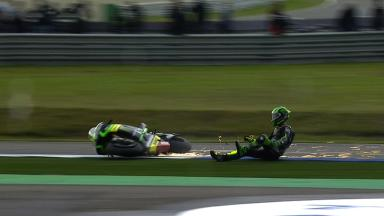 Assen 2014 - MotoGP - RACE - Action - Pol Espargaro - Crash