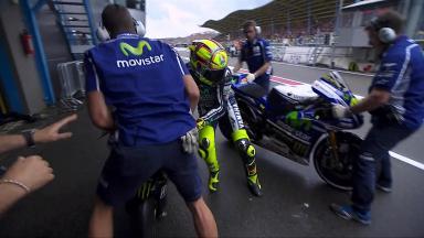 Assen 2014 - MotoGP - RACE - Action - Valentino Rossi