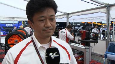 Assen 2014 - MotoGP - RACE - Interview - Shinji Aoki