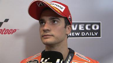 Assen 2014 - MotoGP - RACE - Interview - Dani Pedrosa