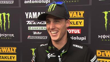 Pol Espargaro on 'completely wrong' tyre decision