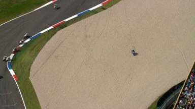 Assen 2014 - Moto3 - RACE - Action - Romano Fenati - Run Off