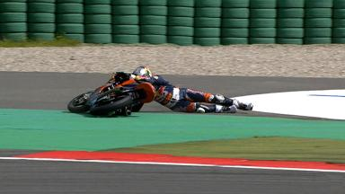 Assen 2014 - Moto3 - RACE - Action - Jack Miller - Crash