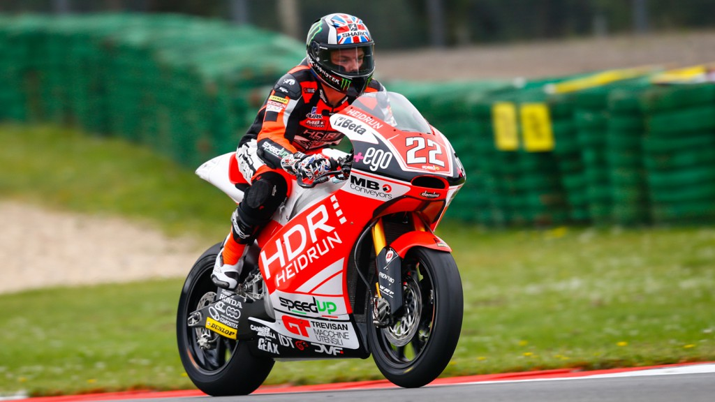 Sam Lowes, Speed Up, NED WUP