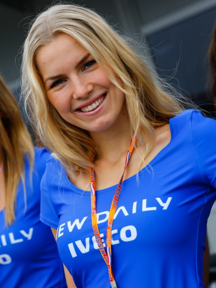 Paddock Girls, Iveco Daily TT Assen