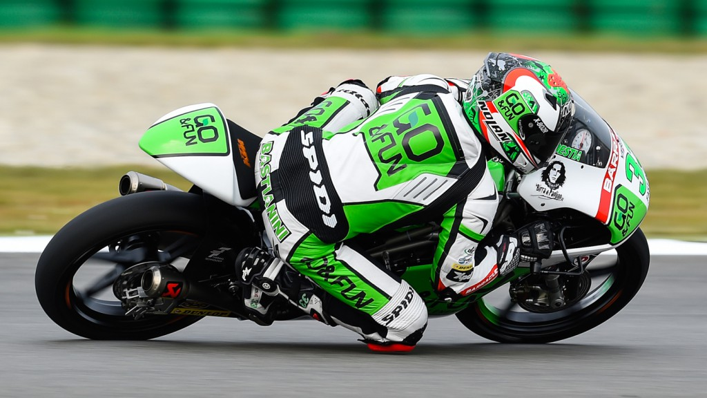 Enea Bastianini, Junior Team GO&FUN Moto3, NED RACE