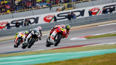 Cal Crutchlow, Broc Parkes, Ducati Team, Paul Bird Motorsport, NED RACE