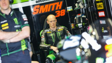 Bradley Smith, Monster Yamaha Tech 3, NED RACE