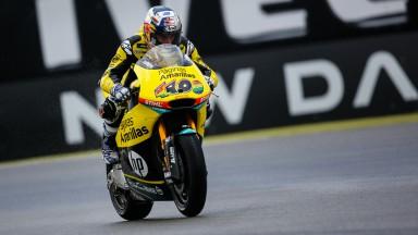 Maverick Viñales, Paginas Amarillas HP 40, NED RACE