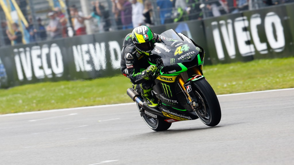 Pol Espargaro, Monster Yamaha Tech 3, NED WUP